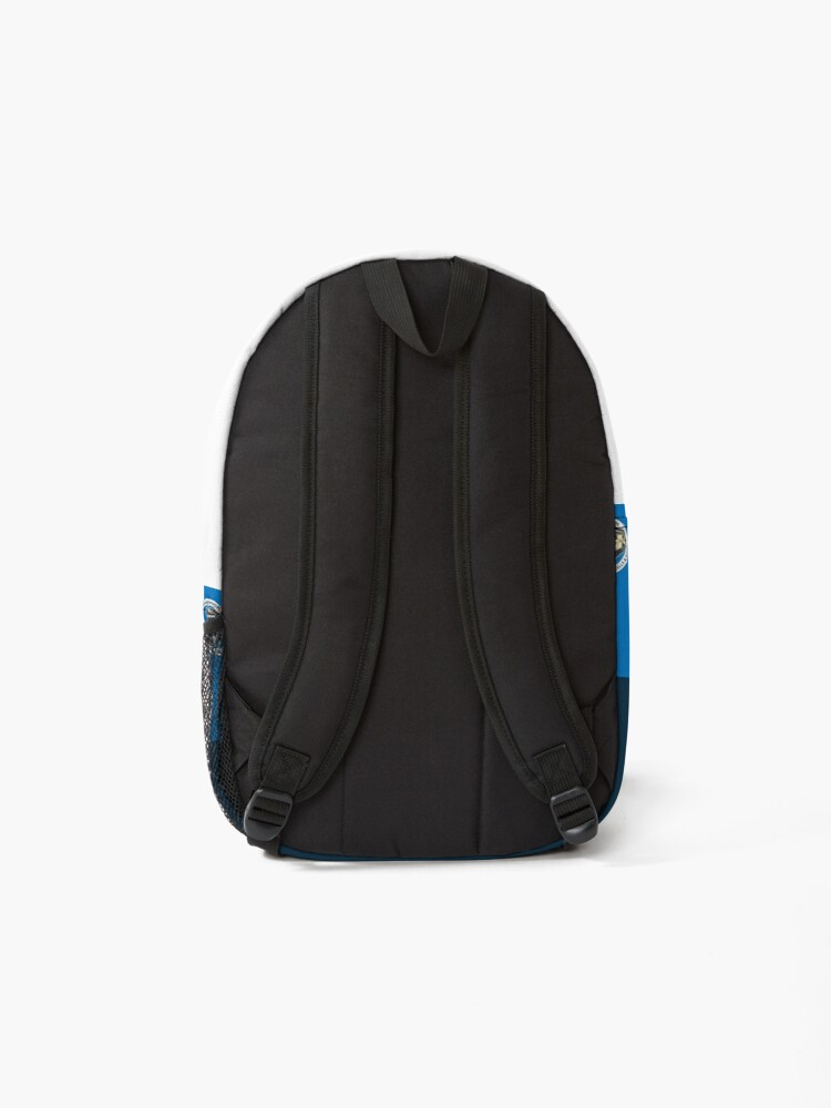 Alternate view of Blue Circle  Backpack