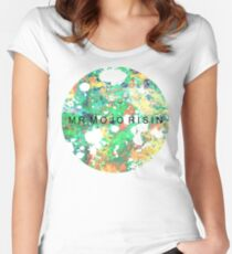 Mr. Mojo Risin' Women's Fitted Scoop T-Shirt