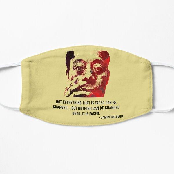 James Baldwin Flat Mask