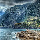 Seixal Bay at Madeira Island by eic10412