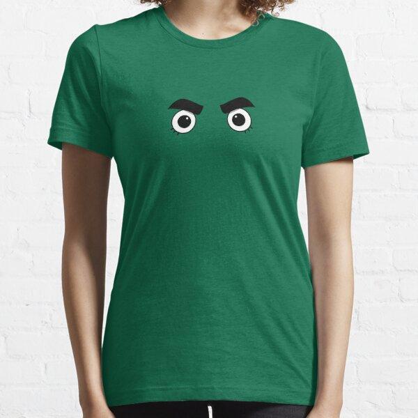 Sourcils touffus T-shirt essentiel
