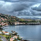 Madeira Airport by eic10412