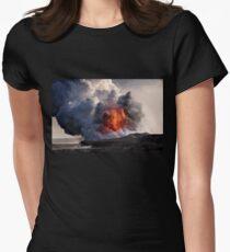Kilauea Volcano at Kalapana 8 T-Shirt