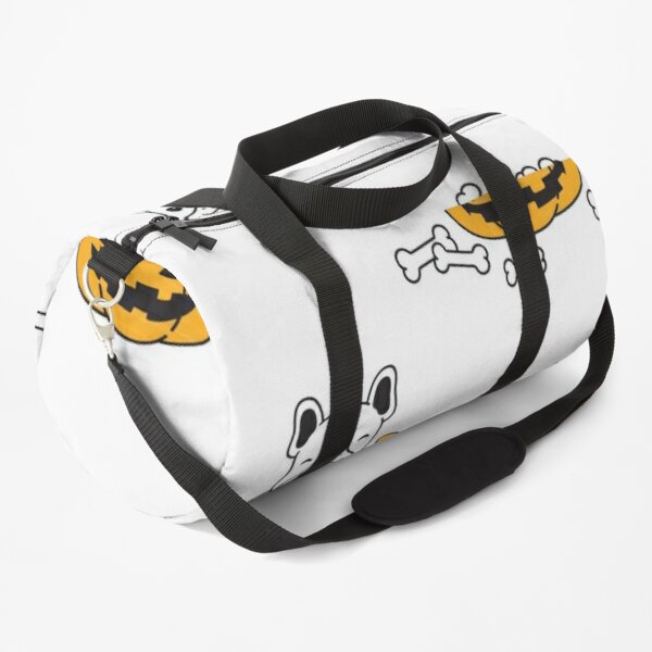 French bulldog halloween  Duffle Bag