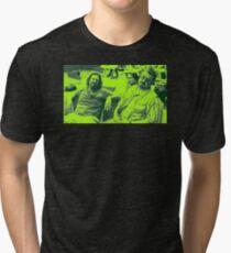 """The Big Lebowski 2"" Tri-blend T-Shirt"