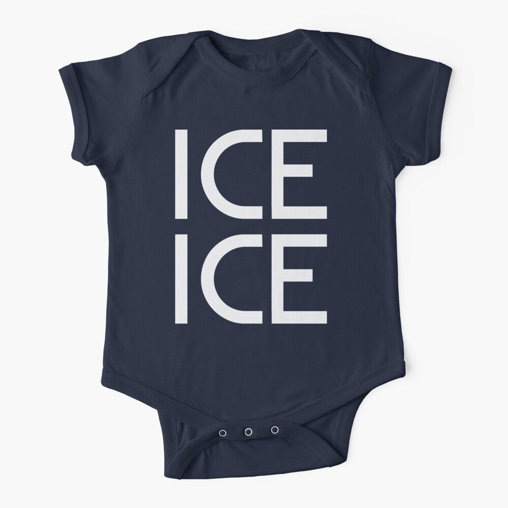 Ice Ice Baby One-Piece