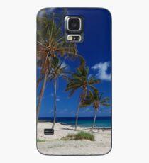 Beach - Phone Case Hülle & Klebefolie für Samsung Galaxy