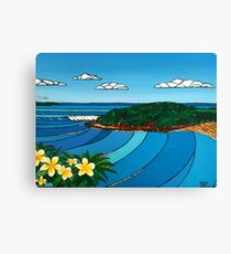 The Bower Canvas Print