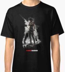 Tomb Raider - Survivor is Born Classic T-Shirt