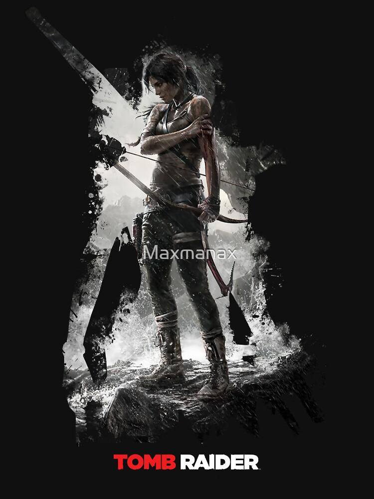 Tomb Raider - Survivor is Born | Unisex T-Shirt