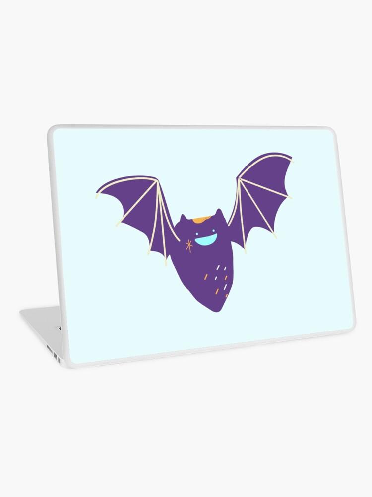 13 Inch Laptop Sleeve Spooky Little Ghost Owl