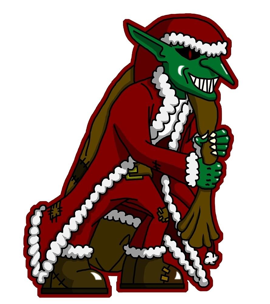 Santa's Little Helper Goblin by Chaosunit0010