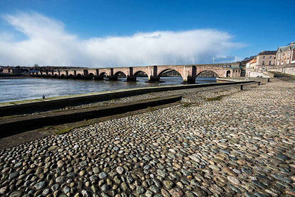 Berwick Upon Tweed by Stephen Smith
