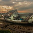 Waiting for the night tide. by Brian Tarr