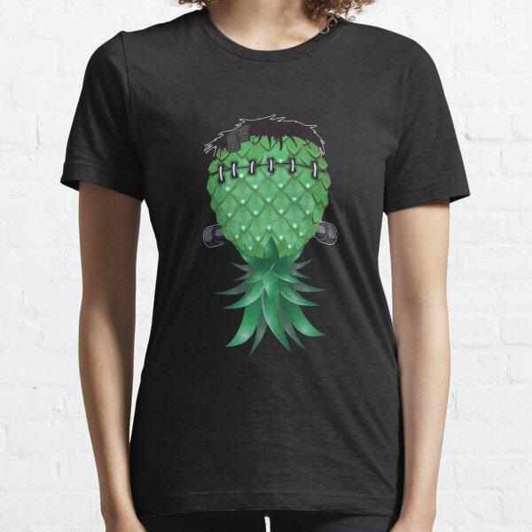 Swinger Upside Down Pineapple Frankenstein Essential T-Shirt