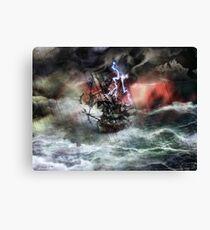 Flying Dutchman Canvas Print