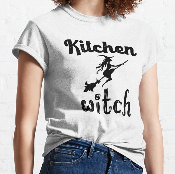 Kitchen witch Classic T-Shirt