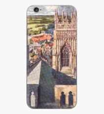 York Views from York Minster iPhone Case