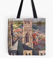 York from the Minster Tote Bag