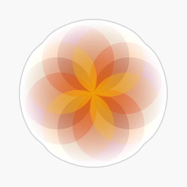 FlowerPattern Sticker