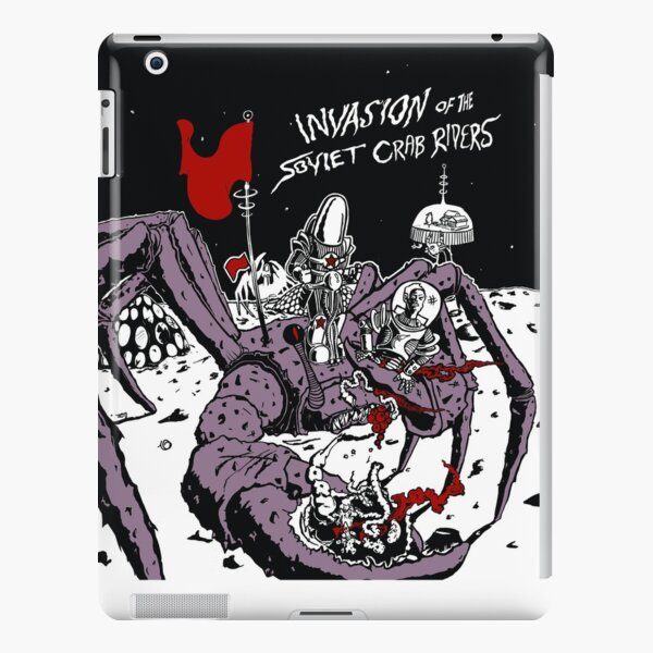 Attack of the Soviet Crab Riders! iPad Snap Case