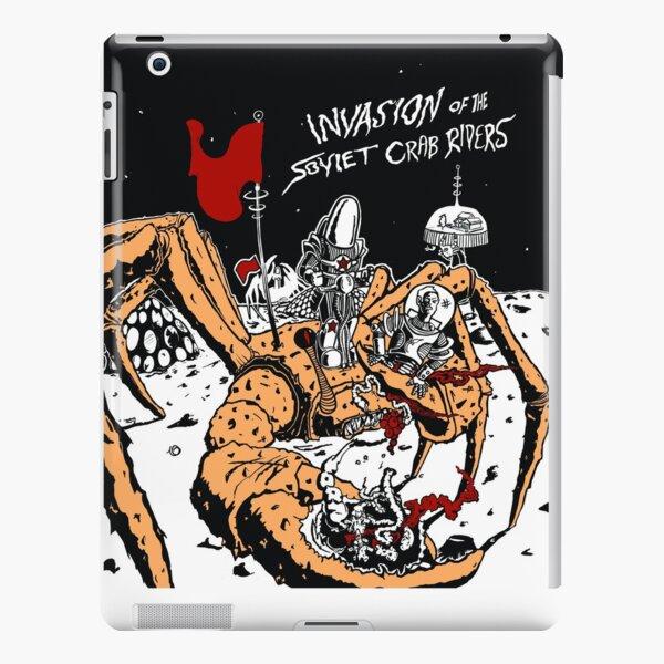 Attack of the Soviet Crab Riders! (Orange) iPad Snap Case