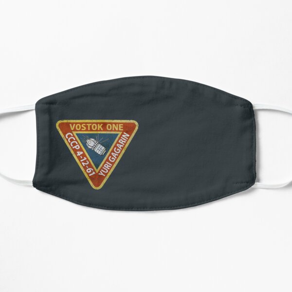 VOSTOK 1 Gagarin Vintage Patch Mask