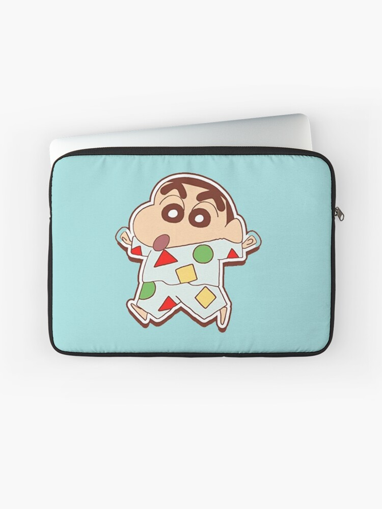 Laptop Sleeve Case Multi Size Cute Crayon Shinchan Notebook Computer Protective Bag Tablet Briefcase Carrying Bag,13 Inch