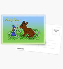Osterfee Postcards