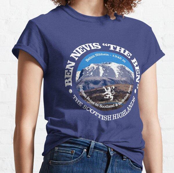 Ben Nevis (P) Classic T-Shirt