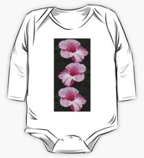 Pink Hibiscus  Kids Clothes