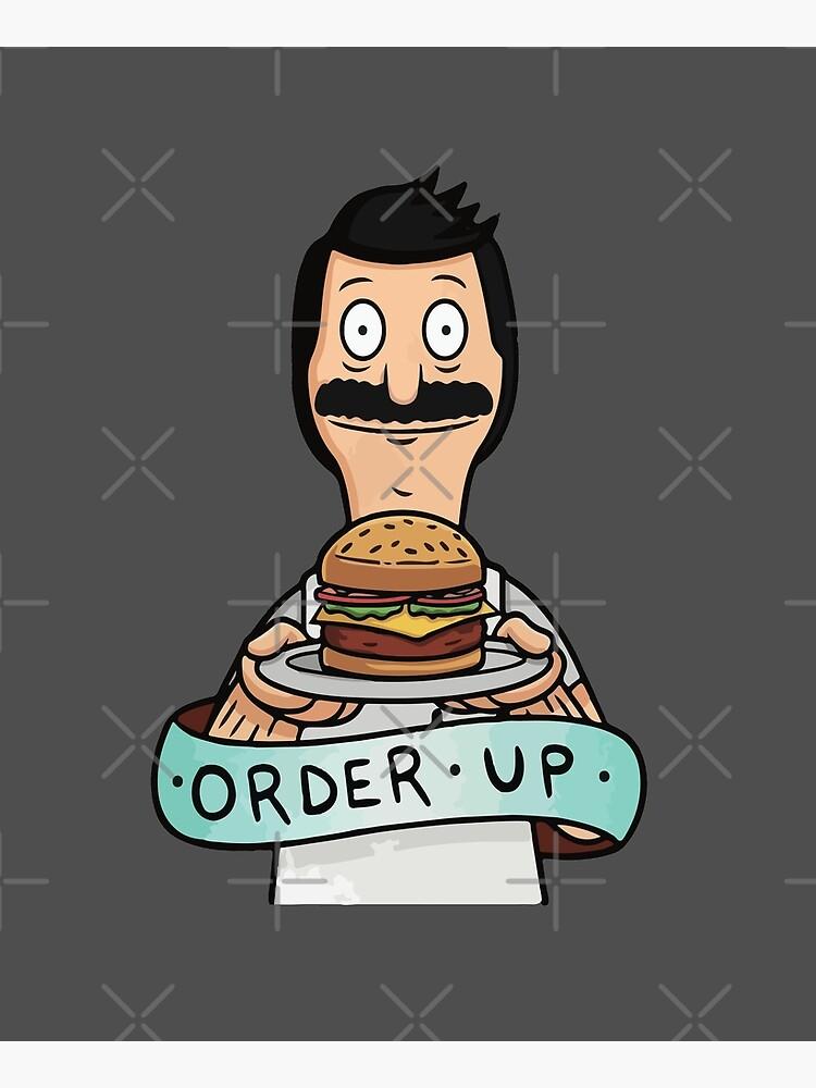 order your favorite burger sticker by apoorvpatel
