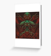 Year 78 of the war. Greeting Card