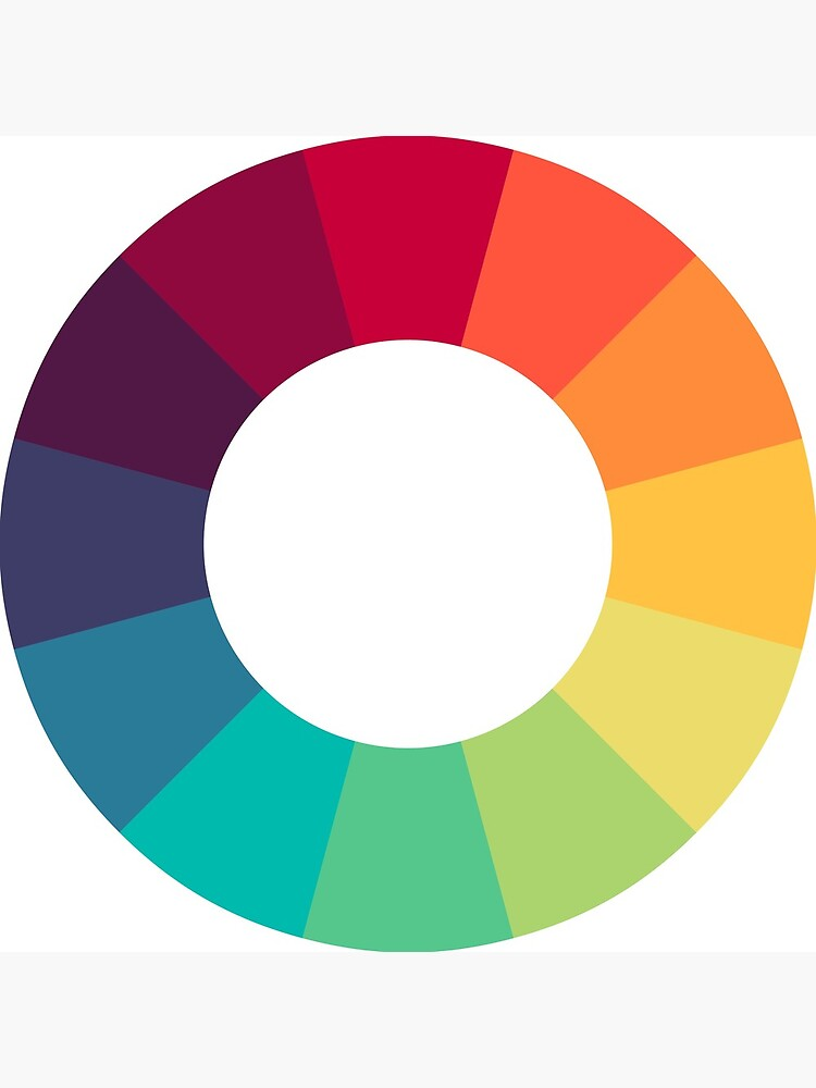 Colour Wheel by QuirkyClock