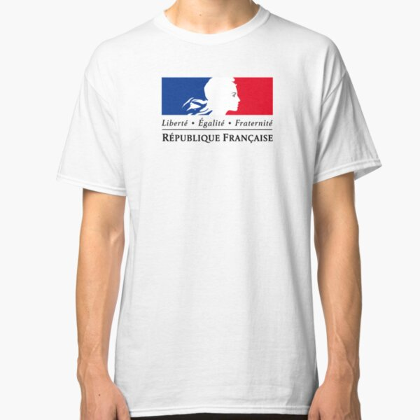 Symbol of the French Government  Classic T-Shirt