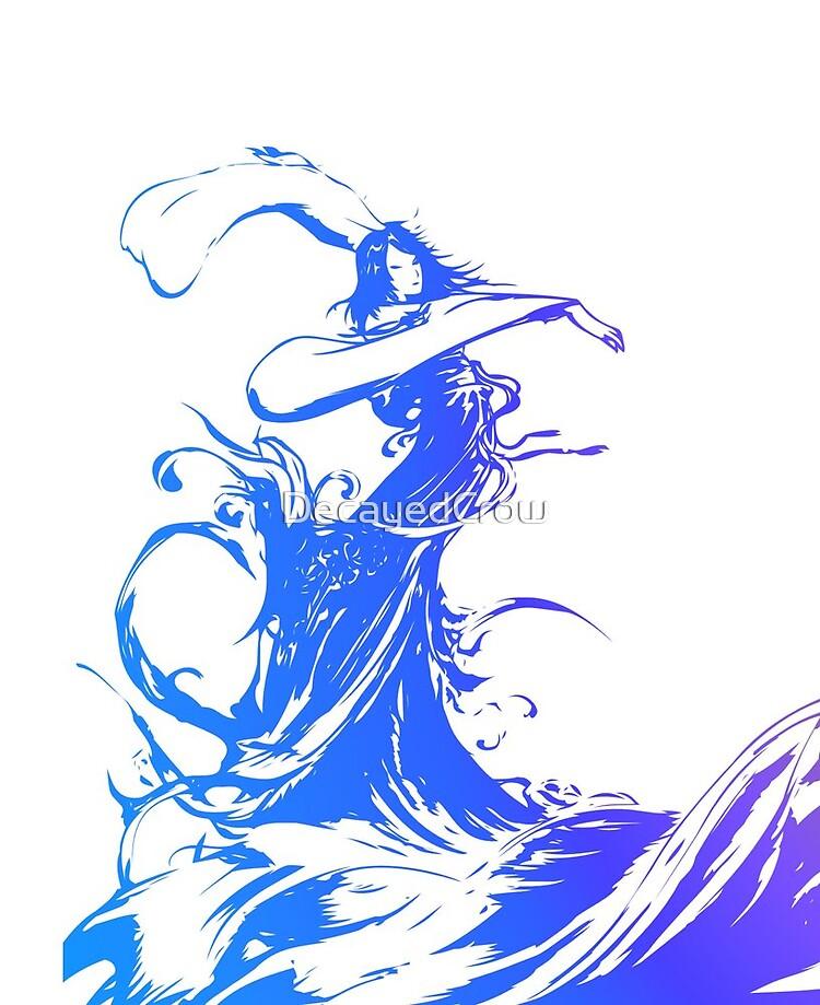 Final Fantasy X Logo Ipad Case Skin