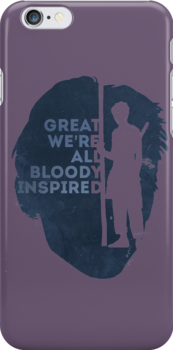 newt the bloody inspired the maze runner the scorch trials | iPhone 6s - Snap