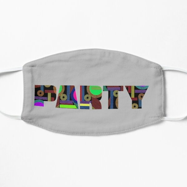 PARTY Flat Mask
