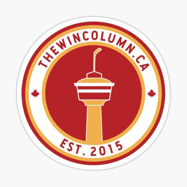 The Win Column Sticker