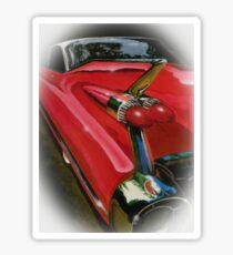 1959 Cadillac Sticker