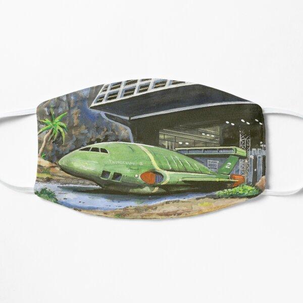 Thunderbird 2 from Thunderbirds Flat Mask