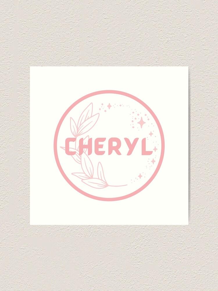Alternate view of Cheryl Art Print