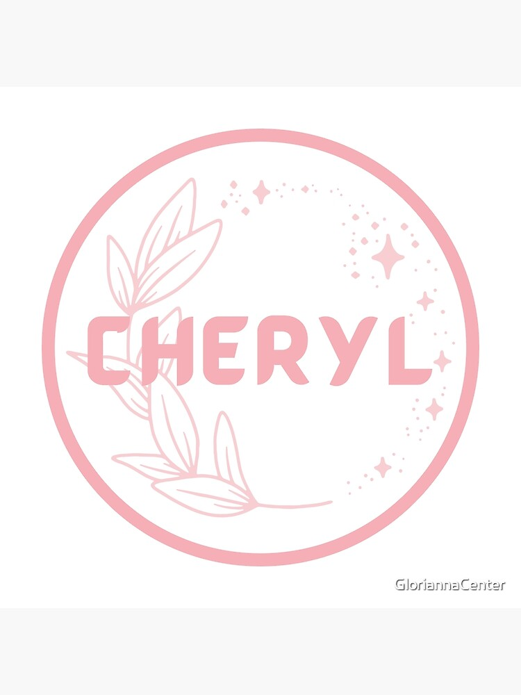 Cheryl by GloriannaCenter