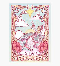 The Star  Photographic Print