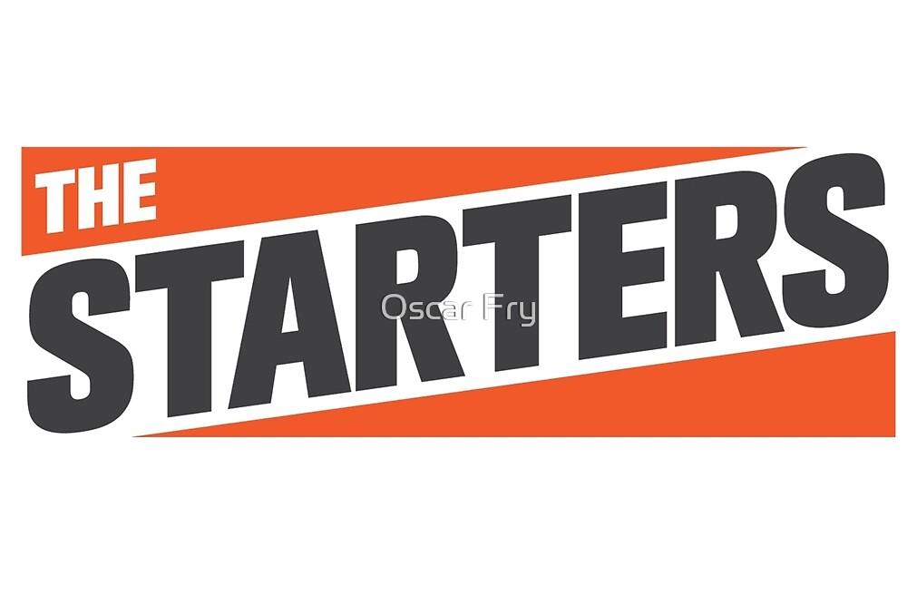 The Starters Logo by Oscar Fry