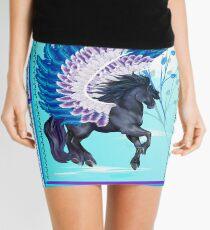 Minifalda Blue Winged Pegasus