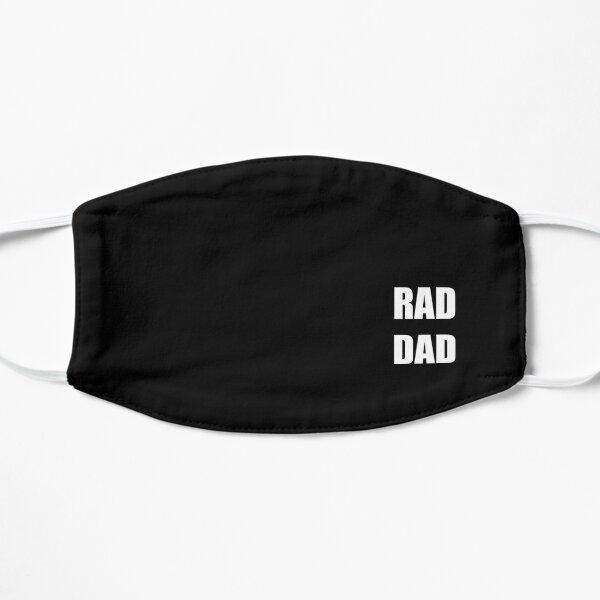 Rad Dad Flat Mask