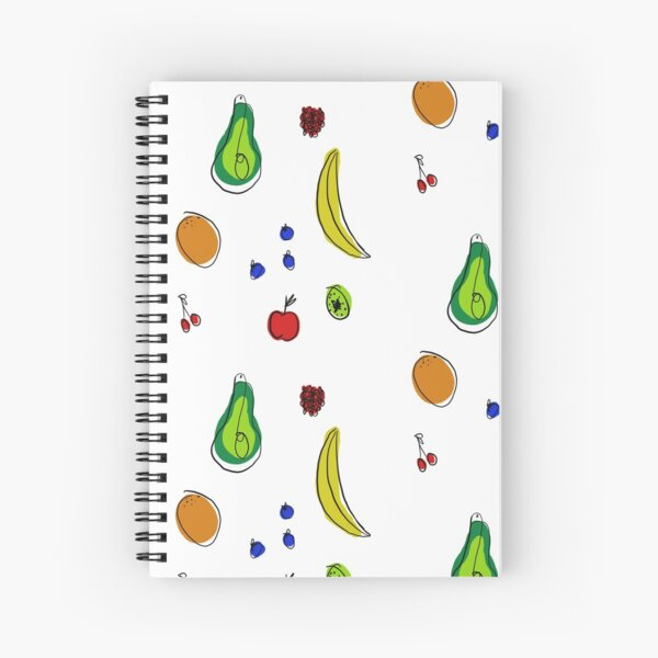 Breakfast Club Spiral Notebook