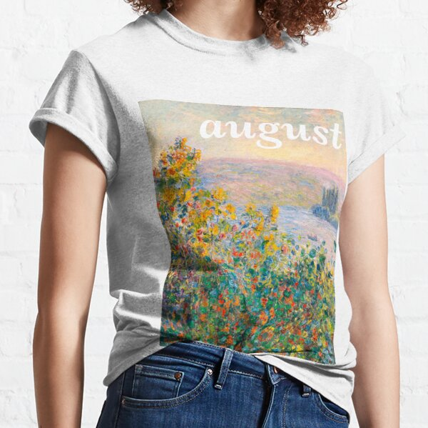 August Tayor Swift Monet  Classic T-Shirt