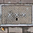 XXX Amsterdam utility cover by Marlene Hielema